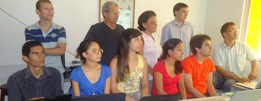 Treinamento NBGI/PPBio Amazônia Oriental